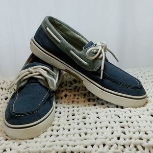 Sperry Navy Blue Topsiders